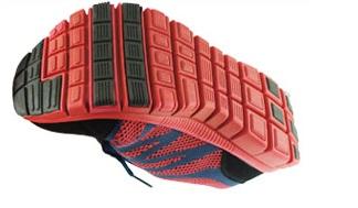 富士手袋工業|安全靴|柄ニット安全シューズ (S級鉄芯) 6506アウトソール
