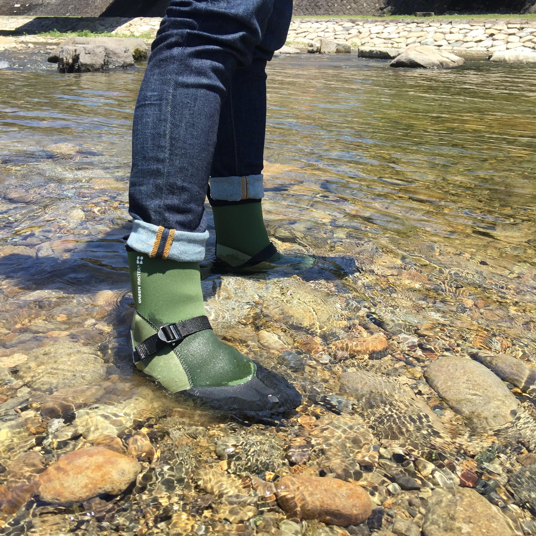 【アトム】【長靴】グリーンマスターライト 2622