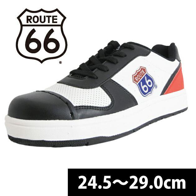富士手袋工業|安全靴|ROUTE66(ルート66)オーバーキャプ紐 66-31