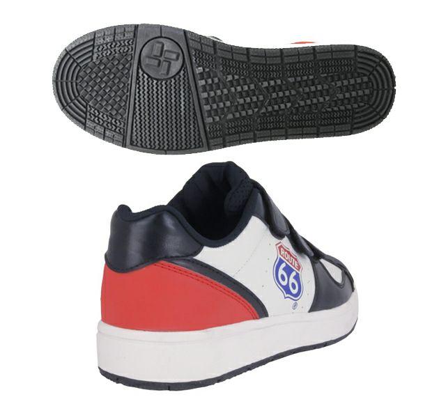 富士手袋工業|安全靴|ROUTE66(ルート66)オーバーキャプマジック 66-32