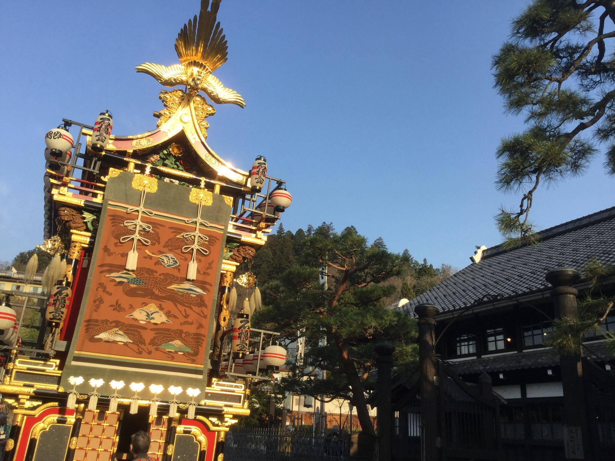 飛騨高山春祭り