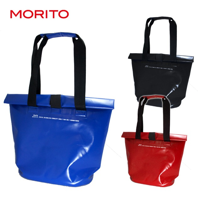 モリト|カバン|ZAT 無縫製 トートバッグ 10リットル G200