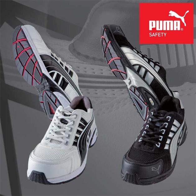 PUMA|プーマ|安全靴|スピード・ロウ Speed Low 64.225.0 / 64.223.0