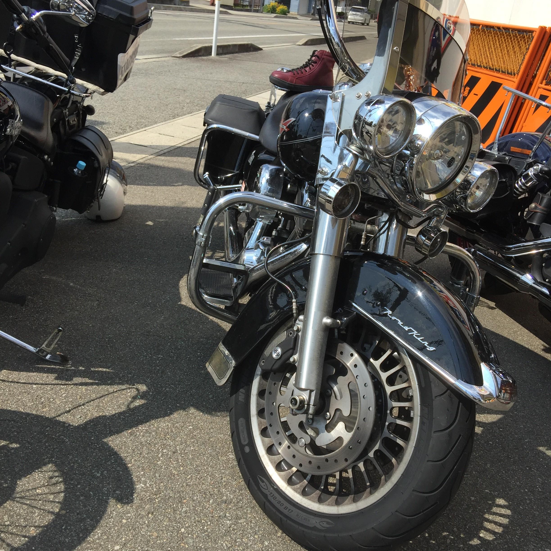 チャーリー安全靴バイクブーツハーレーバイク女子