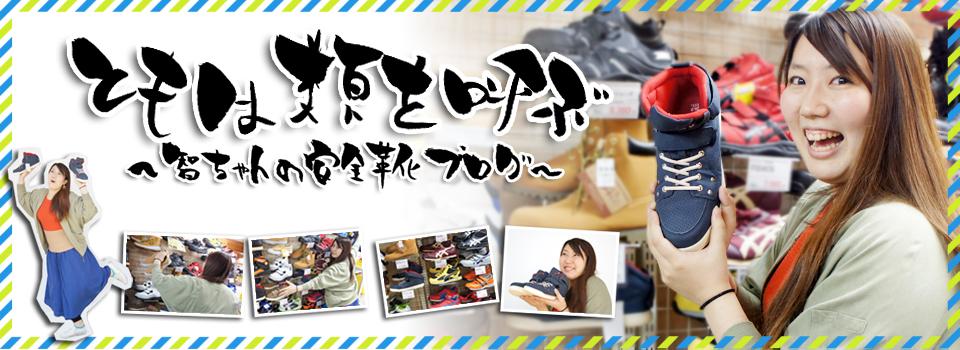 ともは類を呼ぶ ~智ちゃんの安全靴ブログ~